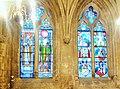 Lille Vitraux de la chapelle du Palais Rihour.JPG