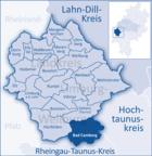 Niemcy - Hesja, Idstein, Panorama