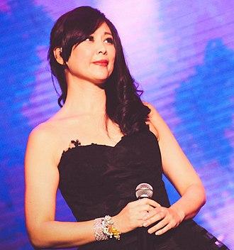 Linda Wong (singer) - Linda Wong in 2014