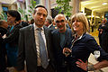 Lionel Barber, Alan Yentob, Rachel Johnson FT Summer Party 2014.jpg