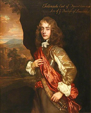 Lionel Tollemache, 3rd Earl of Dysart - Image: Lionel tollemache