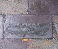 Lisa McPherson brick 2004 defaced.jpg