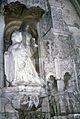 Lisbonne-Couvent des Hiéronymites-Lea reine en prières-1967 08 03.jpg