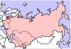 Lithuanian SSR map.svg