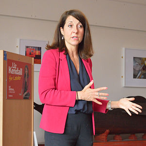 Liz Kendall - Speaking at a 2015 leadership election meeting in Bristol