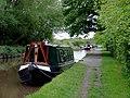 Llangollen Canal near Burland, Cheshire - geograph.org.uk - 1706266.jpg