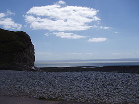Llantwit Major Beach Bristol Channel.jpg