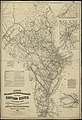 Lloyd's railroad, telegraph and express map of the Eastern States to accompany Lloyd's railroad, telegraph and express map of the United States and Canadas (10210586474).jpg