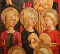 Lo scheggia, cori di angeli musicanti, 1440-50 ca. 04.jpg