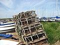 Lobster creels - geograph.org.uk - 838436.jpg