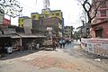 Local Road - Ramakrishna Mission Ashrama Area - Narendrapur - Kolkata 2014-02-12 2127.JPG