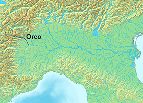 Image illustrative de l'article Orco (torrent)