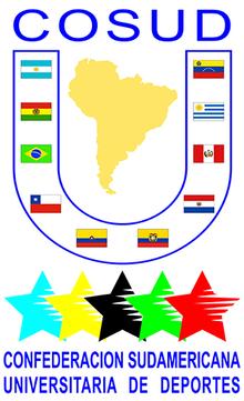 Confederacion Sudamericana Universitaria De Deportes Wikipedia La