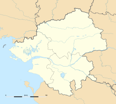Marsac-sur-Don is located in Loira Atlàntic