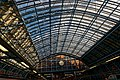 London - St Pancras International Rail - Single Roof Span 1868 by William Henry Barlow & Rowland Mason Ordish - View SSE I.jpg