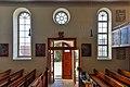 Lonsee Luizhausen Michaelskirche Südwand mit Eingang 2020 03 15.jpg