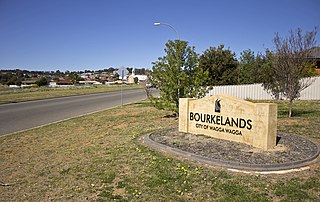 Bourkelands, New South Wales Suburb of Wagga Wagga, New South Wales, Australia