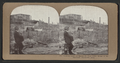 Looking north up Mason St. from Eddy ; Ruins of the Fairmont $4,000,000 Hotel., from Robert N. Dennis collection of stereoscopic views.png