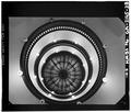 Looking up rotunda to skylight - Savannah City Hall, Bay and Bull Streets, Savannah, Chatham County, GA HABS GA,26-SAV,61-28.tif
