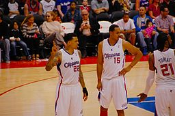 Los Angeles Clippers 2013