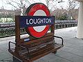 Loughton station roundel.JPG