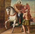 Louis Anselme Longa, La charité de saint Martin.jpg