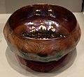 Louis comfort tiffany per tiffany glass & decorating co., vaso, vetro, 1893-96, 08.jpg