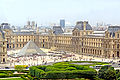 Louvre from the Wheel of Paris, July 2014.jpg