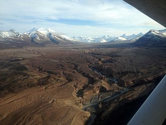 Katmai National Park and Preserve - Valley of Ten Thousand Smokes