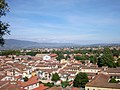 Lucca, Torre Guinigi zu S. Francesco 2011-09.jpg
