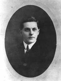 Ludwig Wittgenstein en 1910