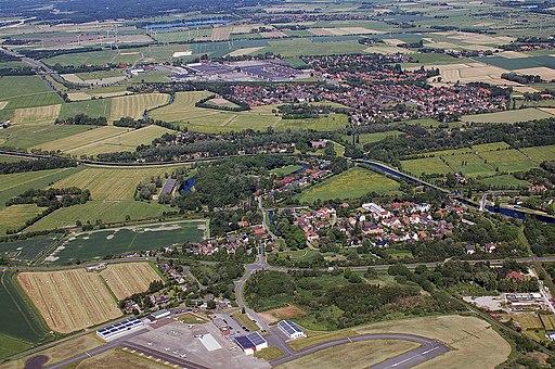 Luftaufnahmen Nordseekueste 2012 05 D50 by RaBoe 119