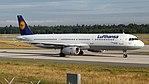 Lufthansa Airbus A321-200 (D-AISN) at Frankfurt Airport.jpg