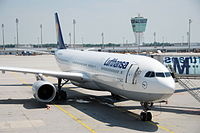 D-AIKJ - A330 - Global Air (Mexico)