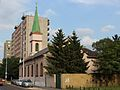Lutheran church in Újpest 01.JPG