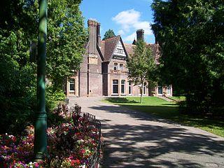 Saints, Luton Human settlement in England