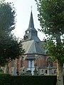 Lynde Chevet de l'église Saint-Vaast.jpg