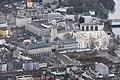Mülheim Luftaufnahme mit Rathaus Blickrichtung Ost 2014.jpg