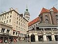 München, die Sankt Peter Kirche D-1-62-000-5845 en Haus Neumayr 2012-08-05 10.37.jpg