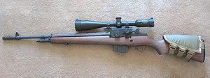 M14 (винтовка) — Википедия
