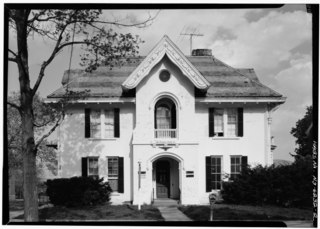 Halsey Stevens House United States historic place