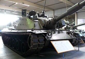 MBT-70 - Kampfpanzer 70 at Koblenz