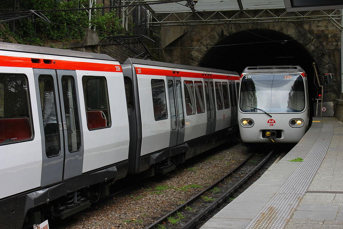 Lyon Metro Line C Wikipedia