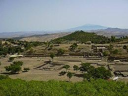 morgantina  Morgantina - Wikipedia