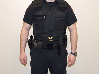 Military police - Canadian Forces Military Police Domestic Operational Patrol Uniform