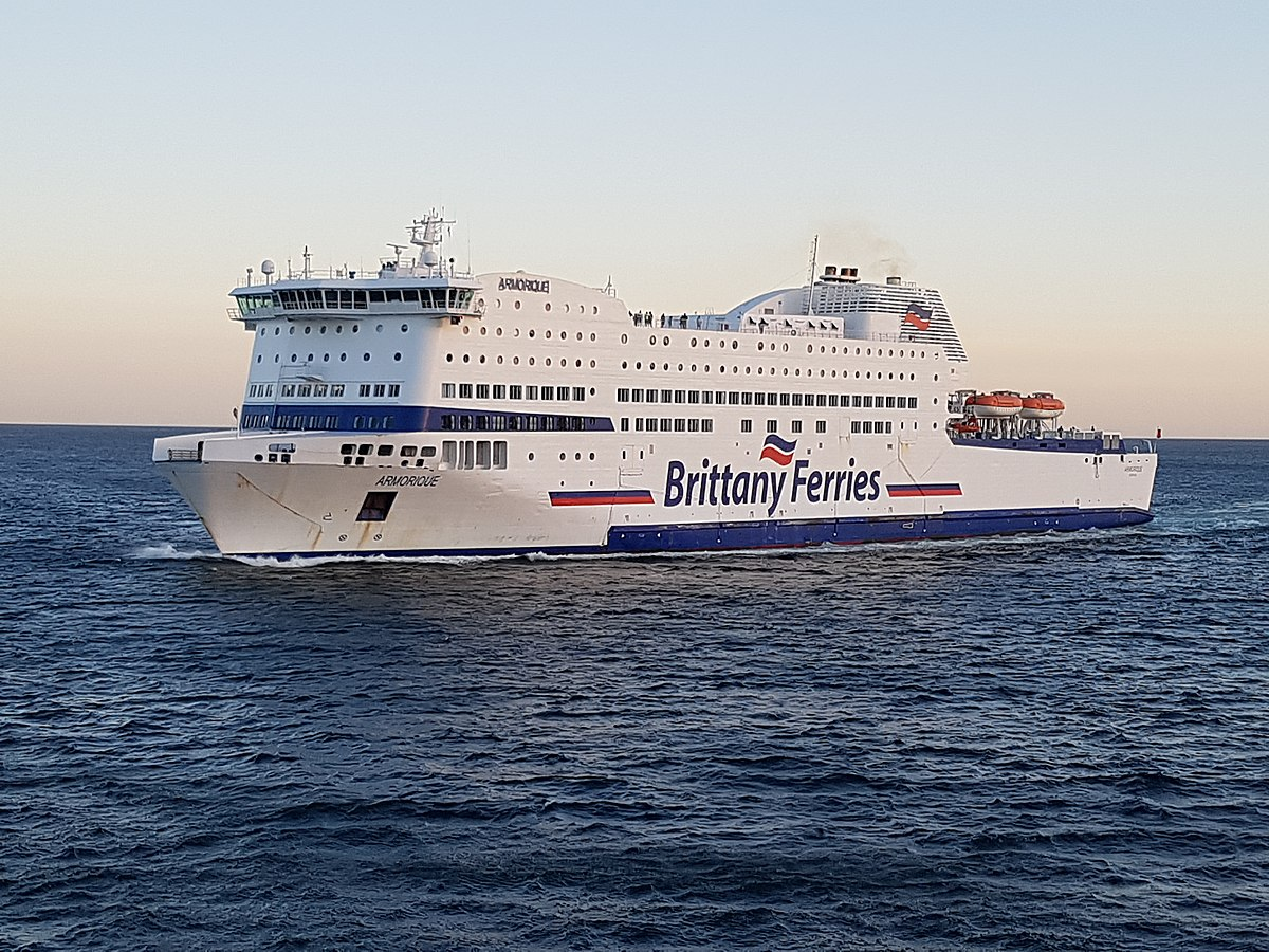 Brittany Ferries Plymouth Lost Property