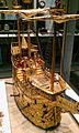 Machine in the Form of a Medieval Galleon, Intended to Announce Banquets at Court (~1585) - British Museum.jpg