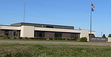 Madison County Courthouse (Nebraska) 2.JPG