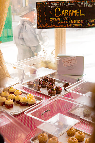 File:Magnolia Bakery, 401 Bleecker Street, New York, NY 10014, USA - Jan 2013 A.JPG