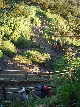 Adam's Peak - Mahagiri Dambaya